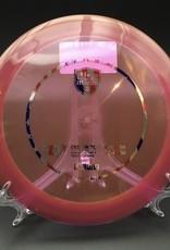 Discmania Discmania DDX C-Line Transparent Maroon 175g 12/5/-1/3