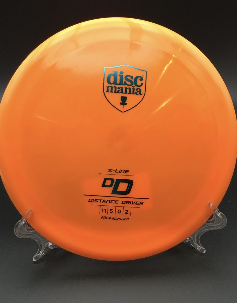 Discmania Discmania DD S-Line Orange 175g 11/5/0/2