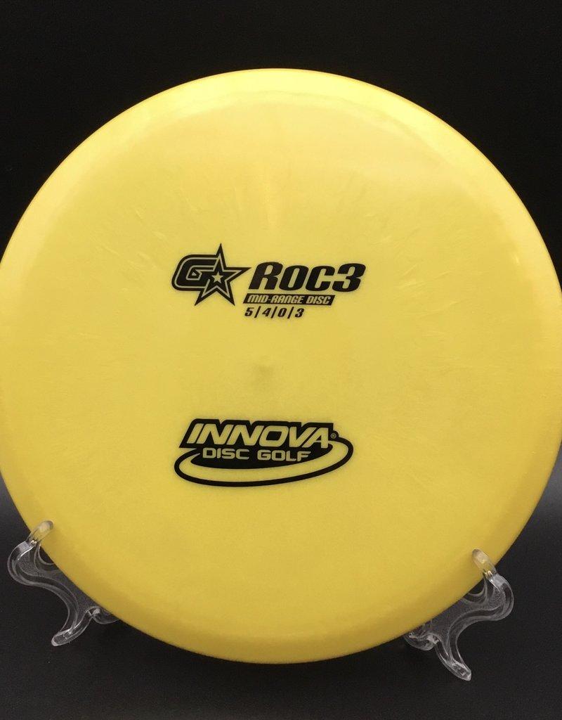 Innova Innova Roc 3 GStar Yellow 180g 5/4/0/3