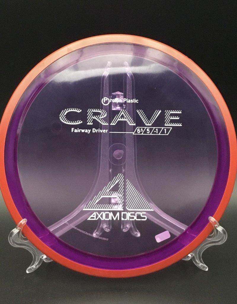 Axiom Discs Axiom Crave Proton Purple 173g 6.5/5/-1/1