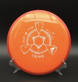 Axiom Discs Axiom Crave Neutron Orange 174g 6.5/5/-1/1
