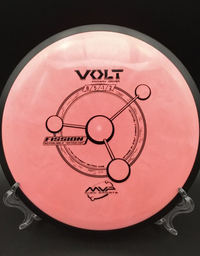 MVP Disc Sports MVP Volt Fission Pink 160g 8/5/-1/2