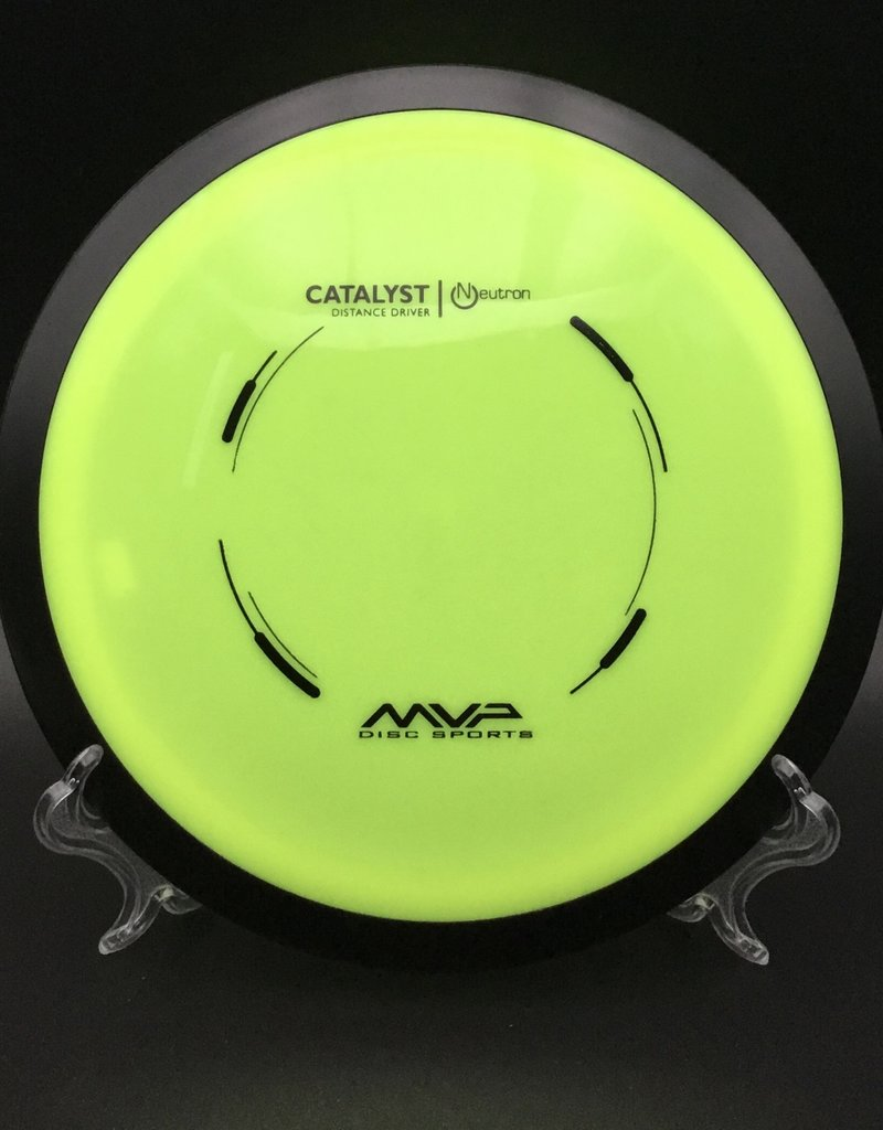 MVP Disc Sports MVP Catalyst Neutron Yellow 170g 13/5.5/-2/2