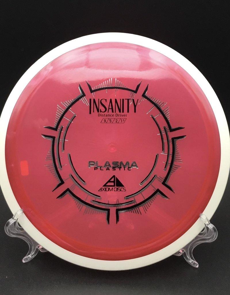 Axiom Discs Axiom Insanity Plasma Red 174g 9/5/-2/1.5