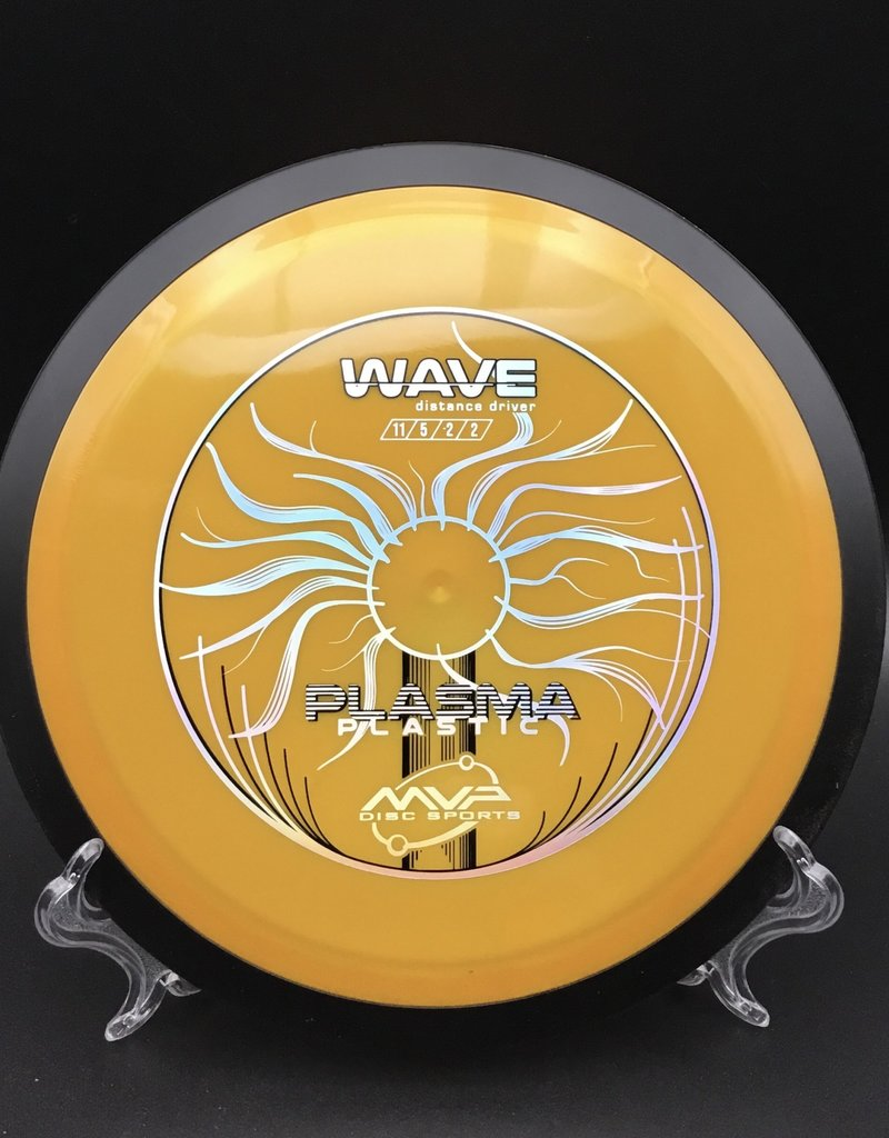 MVP Disc Sports MVP Wave Plasma Orange 175g 11/5/2/2