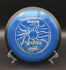 MVP Disc Sports MVP Wave Plasma Blue 175g 11/5/2/2