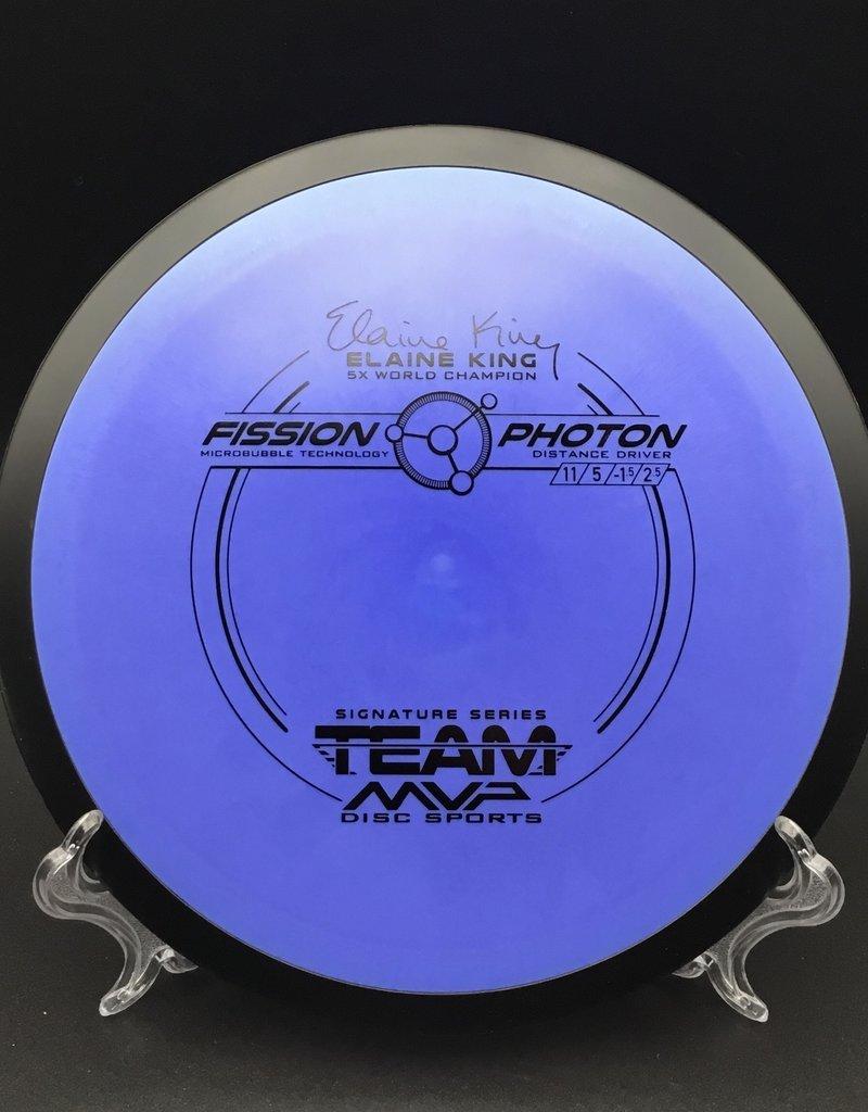 MVP Disc Sports MVP Photon Fission Purple Elaine King 152g 11/5/-1.5/2.5