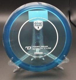 Discmania Discmania PD C-Line Transparent Blue 167g 10/4/0/3