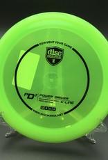 Discmania Discmania PD2 C-Line Transparent Green 175g 10/4/0/4