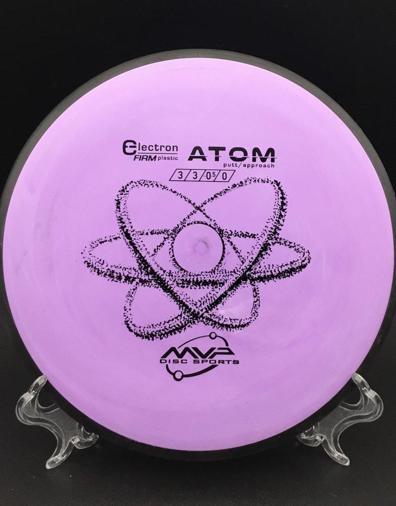MVP Disc Sports MVP Atom Electron Firm Purple 173g 3/3/-0.5/0
