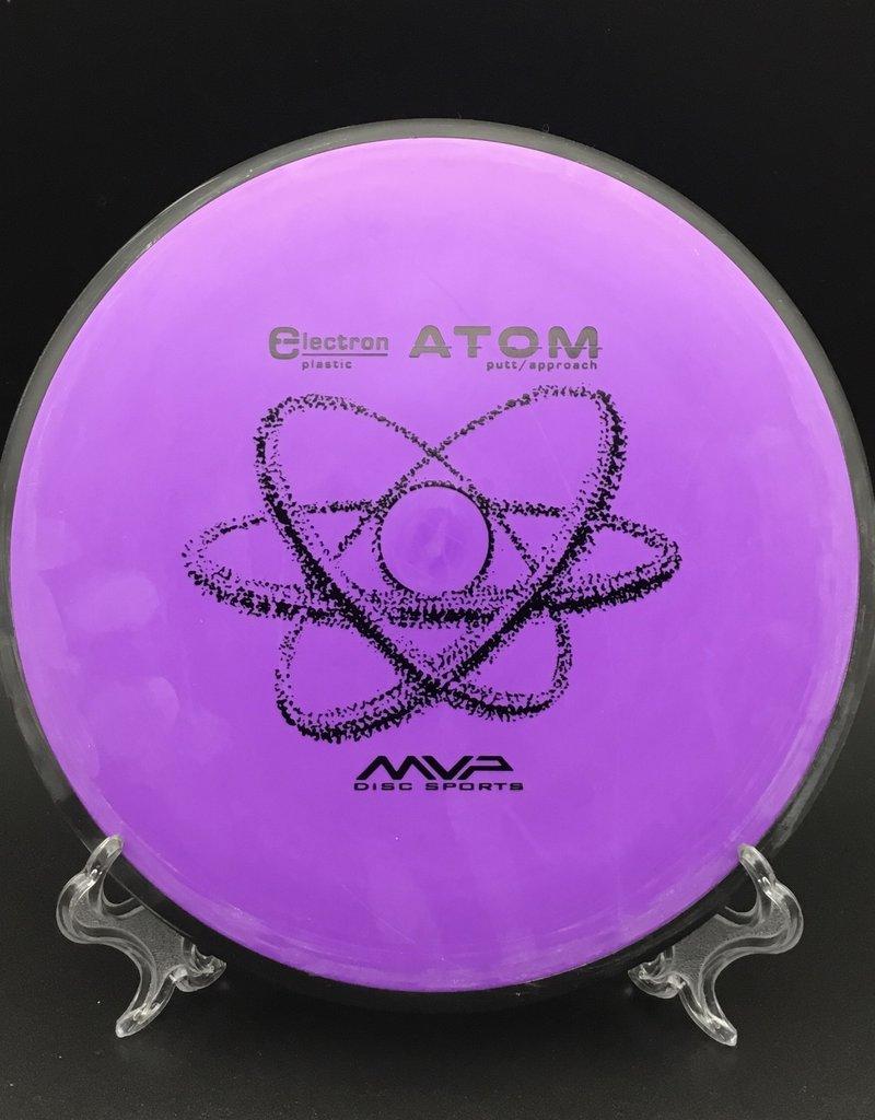 MVP Disc Sports MVP Atom Electron Purple 175g 3/3/-0.5/0