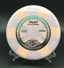 Streamline Discs Streamline Pilot Cosmic Neutron Pink Marble 174g 2/5/0/1