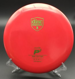 Discmania Discmania P2 S-Line Red 175g 2/3/0/1