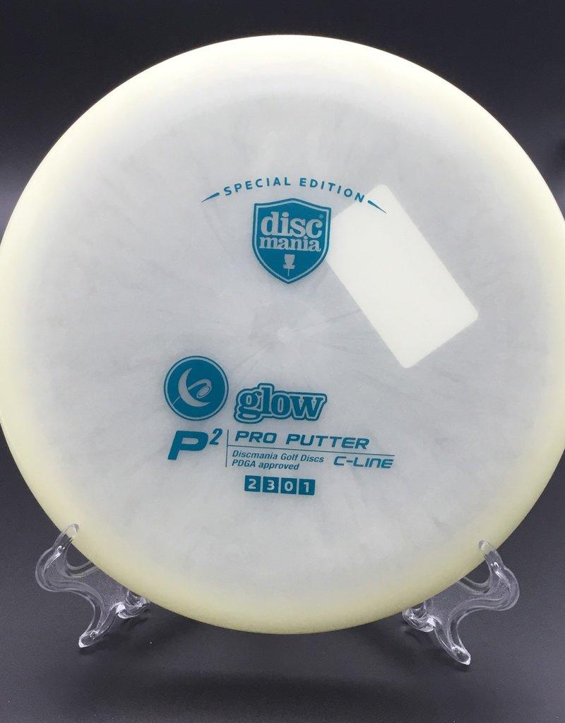 Discmania Discmania P2 C-Line SE Glow White 172g2/3/0/1