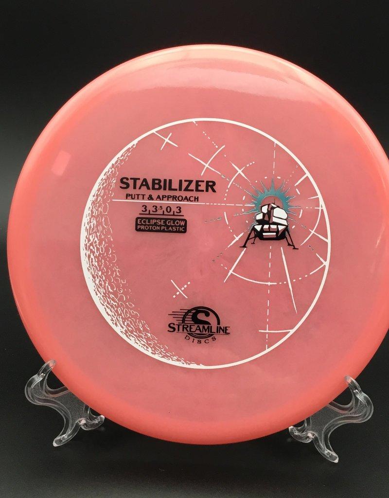 Streamline Discs Streamline Stabilizer Eclipse Glow Proton Pink 174g 3/3.5/0/3