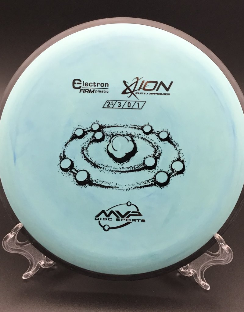 MVP Disc Sports MVP Ion Electron Firm Turquoise 173g 2.5/3/0/1