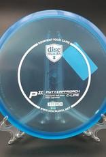 Discmania Discmania P3X C-Line Transparent Blue 175g 3/2/0/3