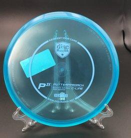 Discmania Discmania P3X C-Line Transparent Blue 171g 3/2/0/3