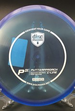 Discmania Discmania P3X C-Line Transparent Purple 175g 3/2/0/3