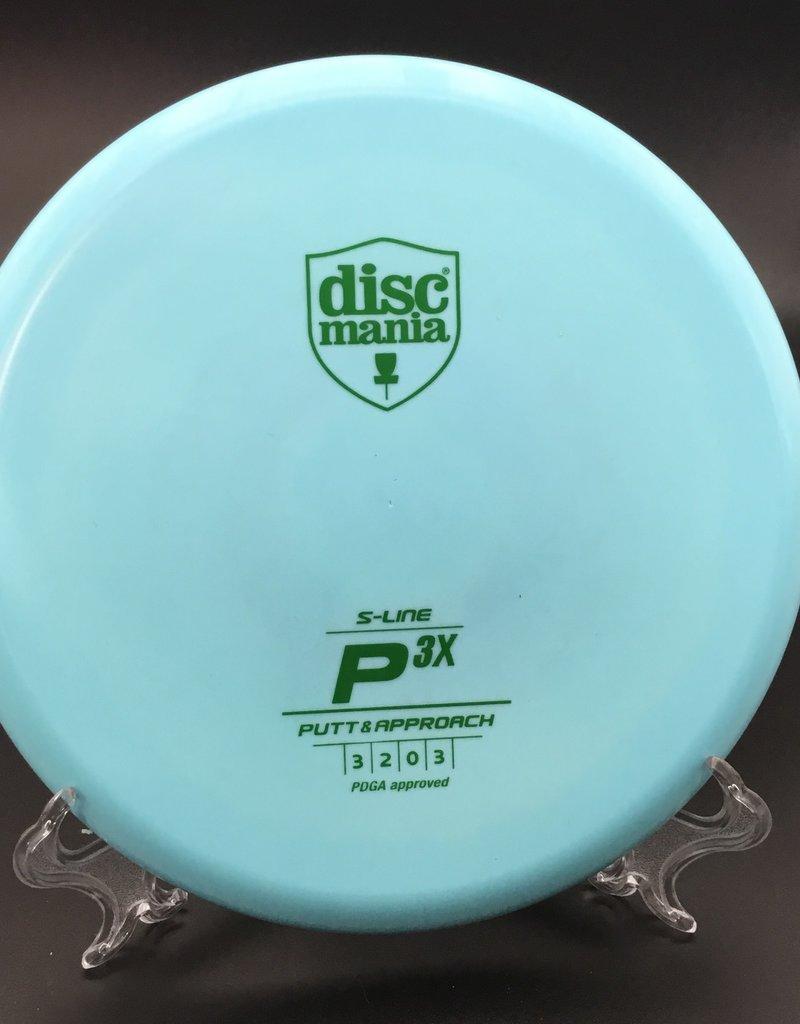Discmania Discmania P3X S-Line Blue 175g 3/2/0/3