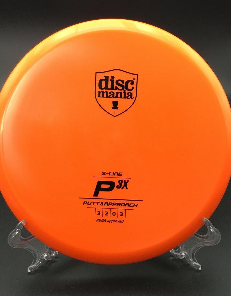Discmania Discmania P3X S-Line Orange 170g 3/2/0/3