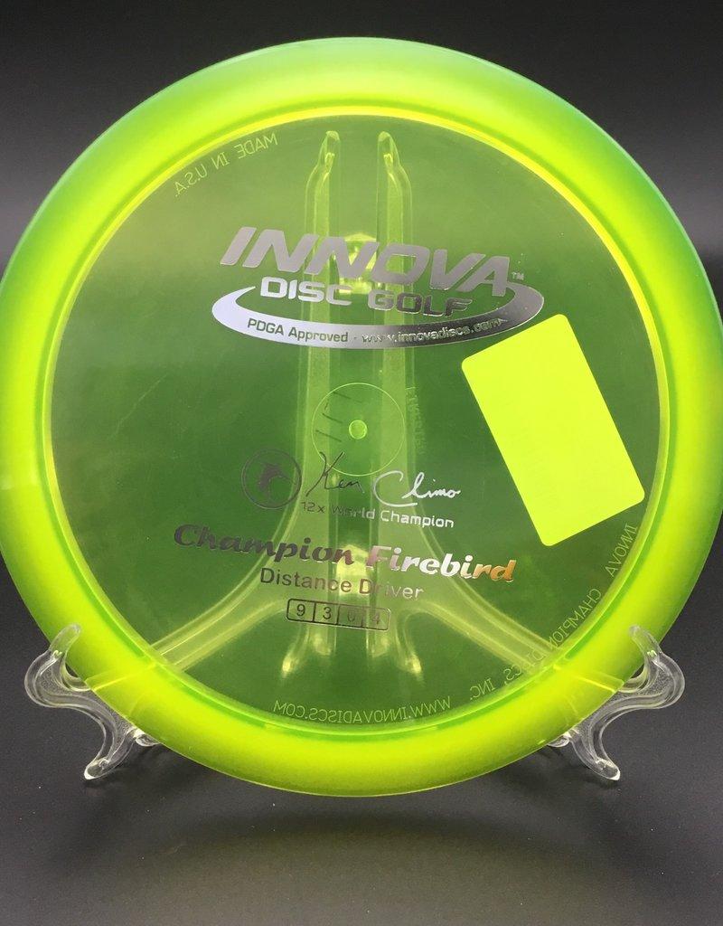 Innova Innova Firebird Champion Yellow 171g 9/3/0/4