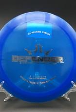 Dynamic Discs Dynamic Defender Lucid Blue 173G 13/5/0/3