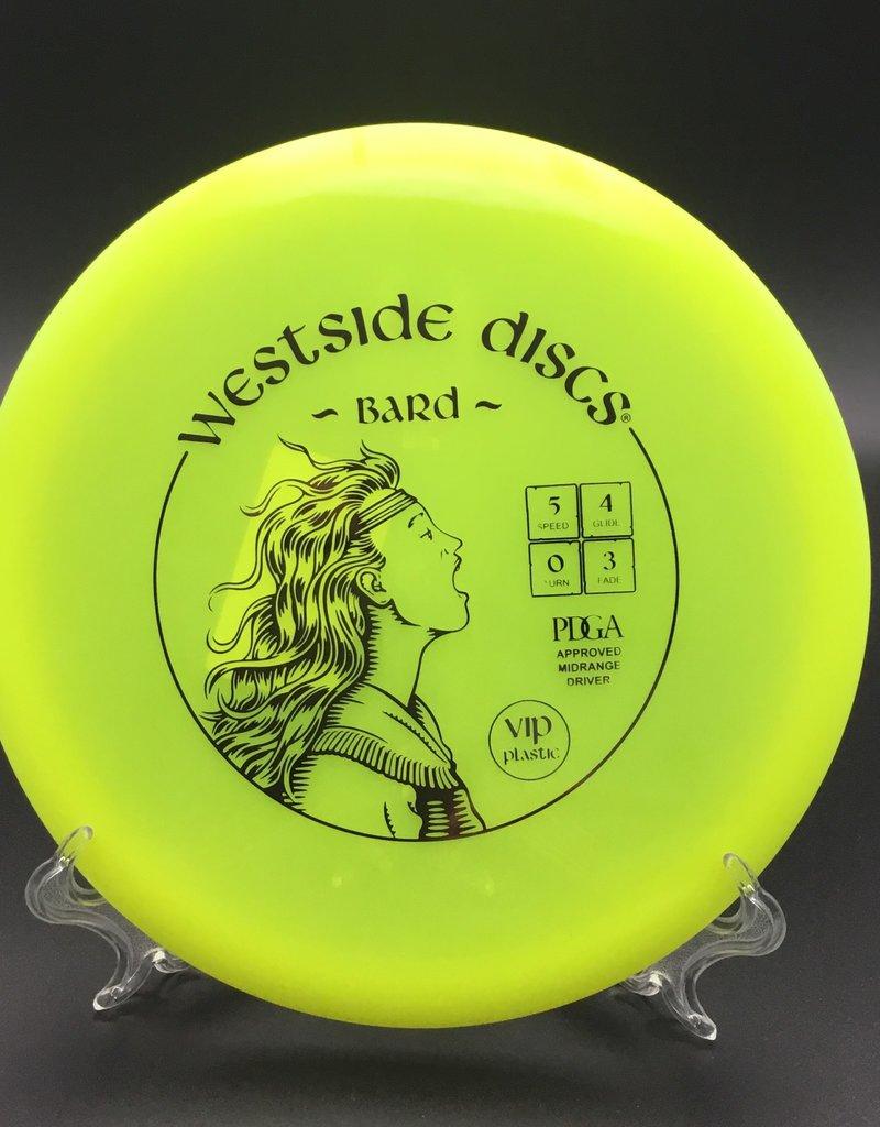 Westside Discs Westside Bard VIP Yellow 174g 5/4/0/3