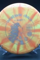 Westside Discs Westside Bard Tournament Burst Orange 179g 5/4/0/3