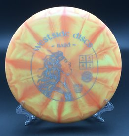 Westside Discs Westside Bard Tournament Burst Orange 179g 5/4/0/3