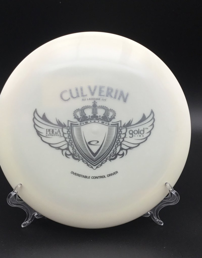 Latitude 64 Culverin Gold Line White 173g 9/5/-0.5/3