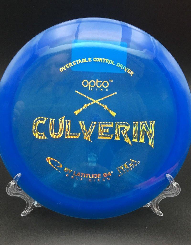 Latitude 64 Culverin Opto Line Blue 174g 9/5/-0.5/3
