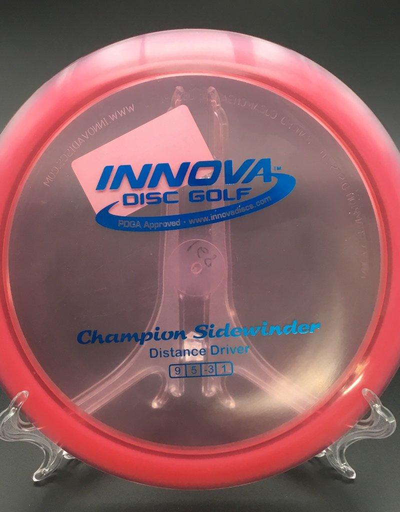 Innova Innova Sidewinder Champion Transparent Pink 168g 9/5/-3/1