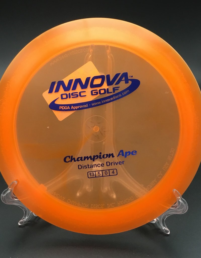 Innova Innova Ape Champion Transparent Orange 175g 13/5/0/4