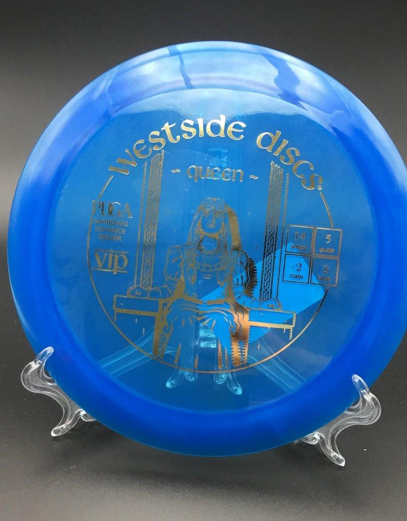 Westside Discs Westside Queen VIP Blue 170g 14/5/-2/2