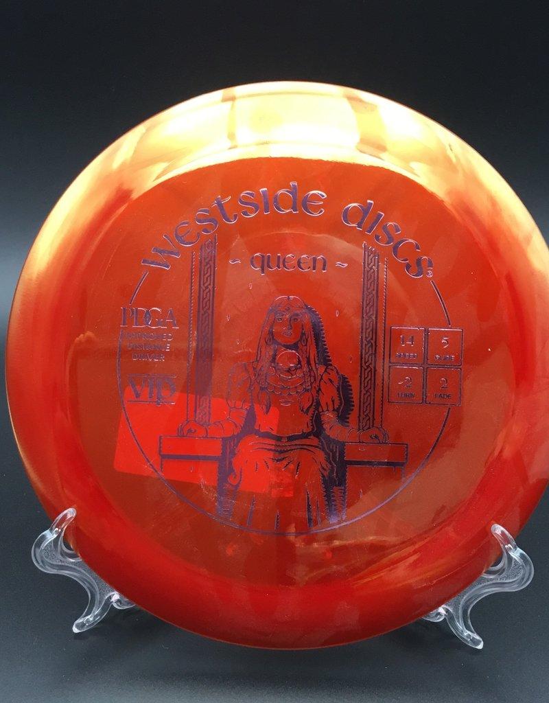 Westside Discs Westside Queen VIP Red 173g 14/5/-2/2
