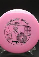 Westside Discs Westside Sling Tournament Pink 178g 5/5/0/1