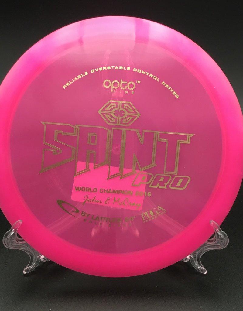 Latitude64 Saint Pro Opto Pink 175g 8/5/-0.5/2