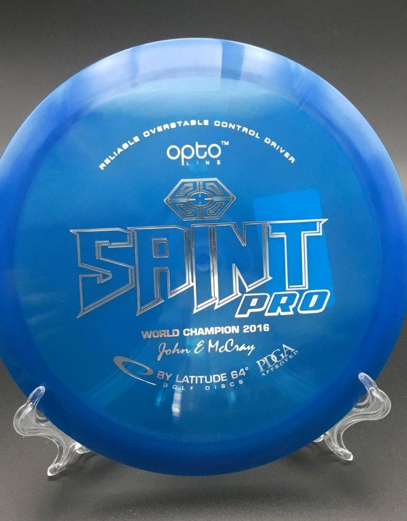 Latitude64 Saint Pro Opto Blue 172g 8/5/-0.5/2