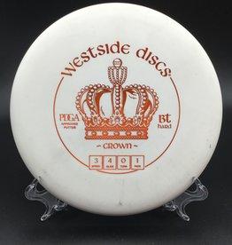 Westside Discs Westside Crown BT Hard White 173g 3/4/0/1