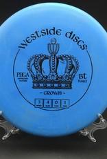 Westside Discs Westside Crown BT Hard Blue 175g 3/4/0/1