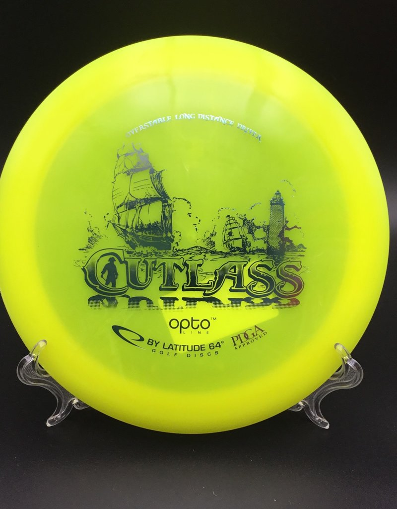 Latitude 64 Cutlass Opto Yellow 171g 13/5/0/3.5