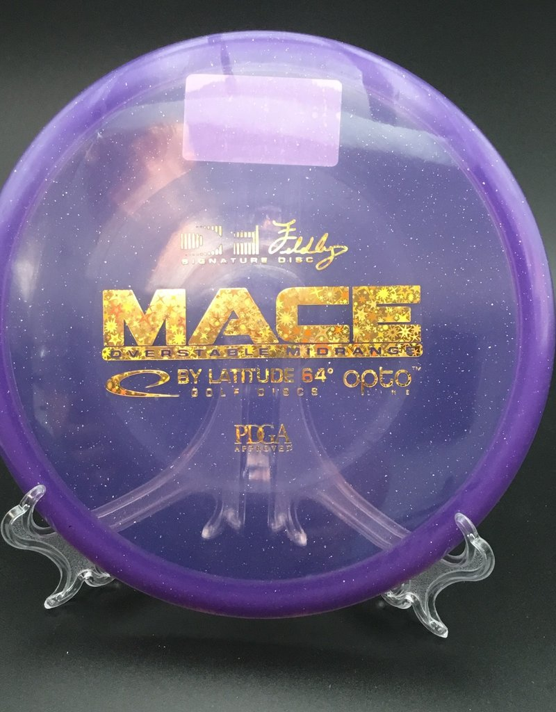 Latitude64 Mace Opto Transparent Purple 172g 5/5/0/2