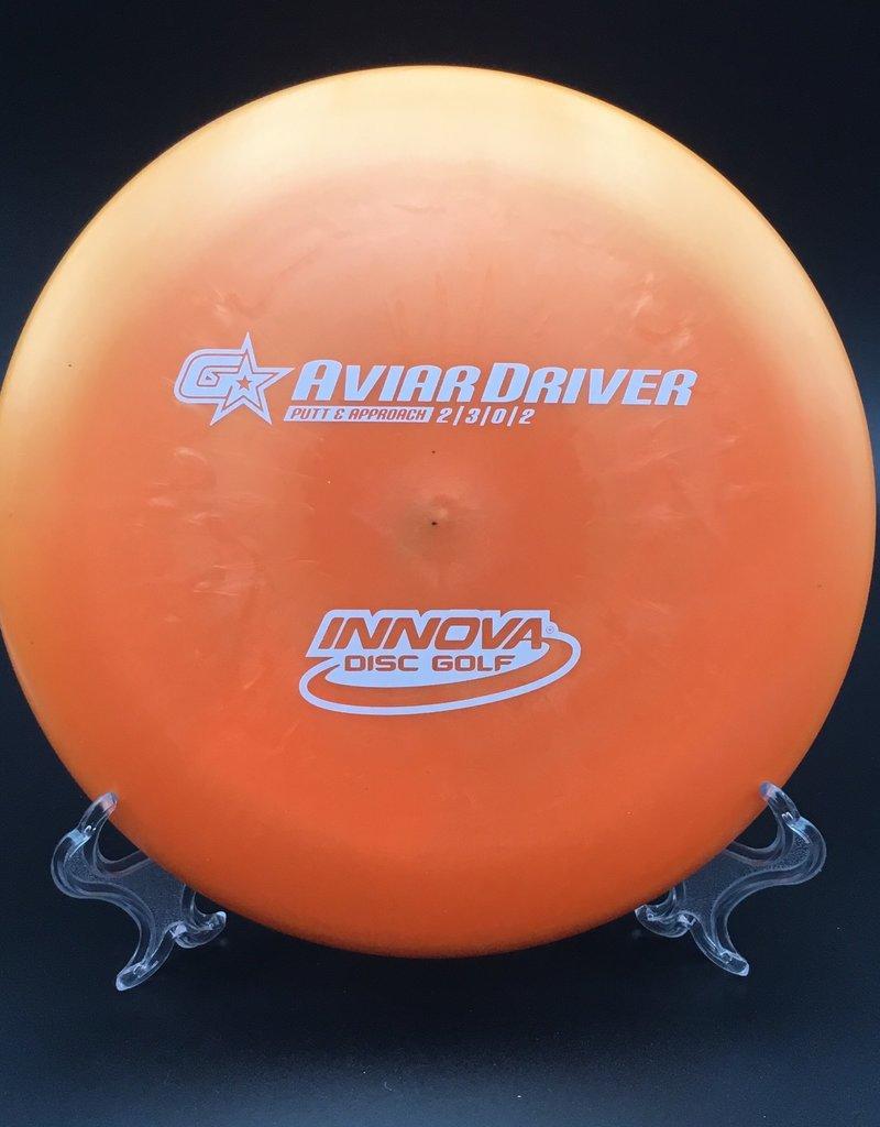 Innova Innova Aviar Driver GStar Orange 172g 2/3/0/2