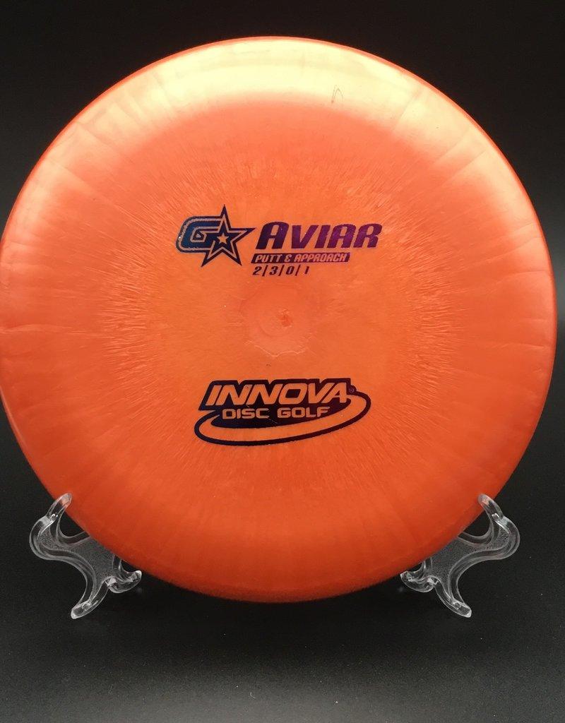 Innova Innova Aviar GStar Orange 168g 2/3/0/1
