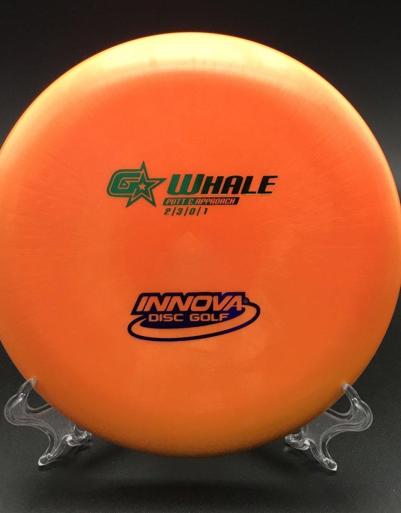 Innova Innova Whale GStar Orange 165g 2/3/0/1