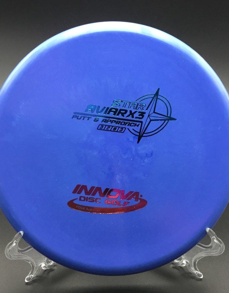 Innova Innova AviarX3 Star Purple 172g 3/2/0/3