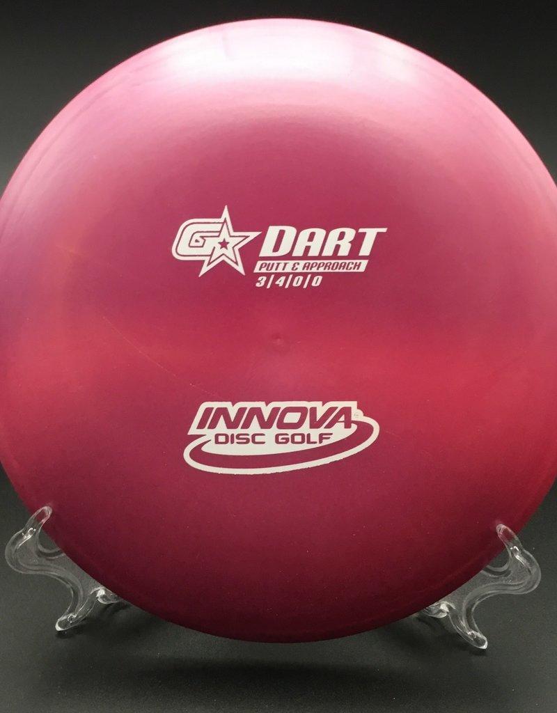 Innova Innova Dart GStar Purple 175g 3/4/0/0