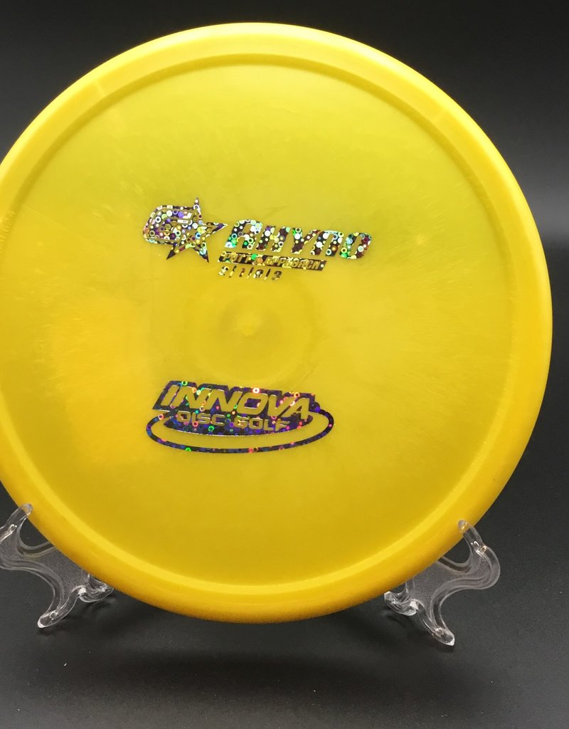 Innova Innova G-star Rhyno yellow 166g 2/1/0/3