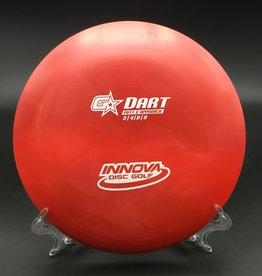 Innova Innova Dart GStar Red 167g 3/4/0/0